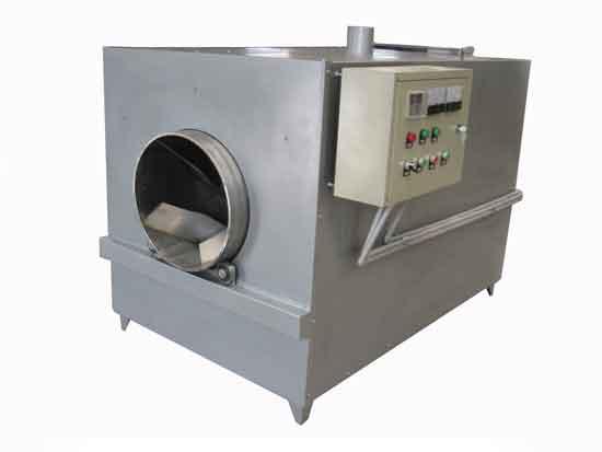 salted peanut roasting machine