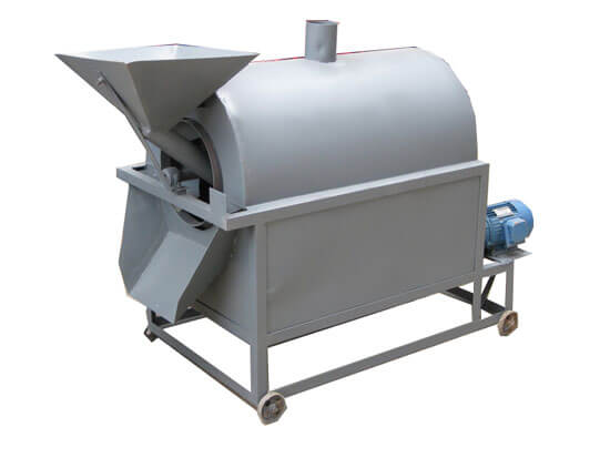 small electric commercial peanut roaster machine