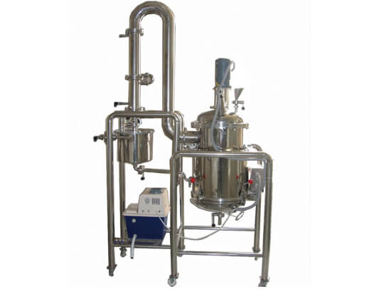 small essential oil extraction machine
