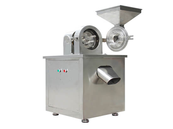 stainless steel flour making machine