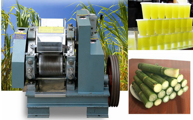 sugarcane juice press machine