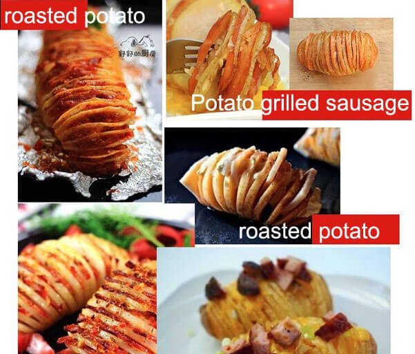twisted potato dishes