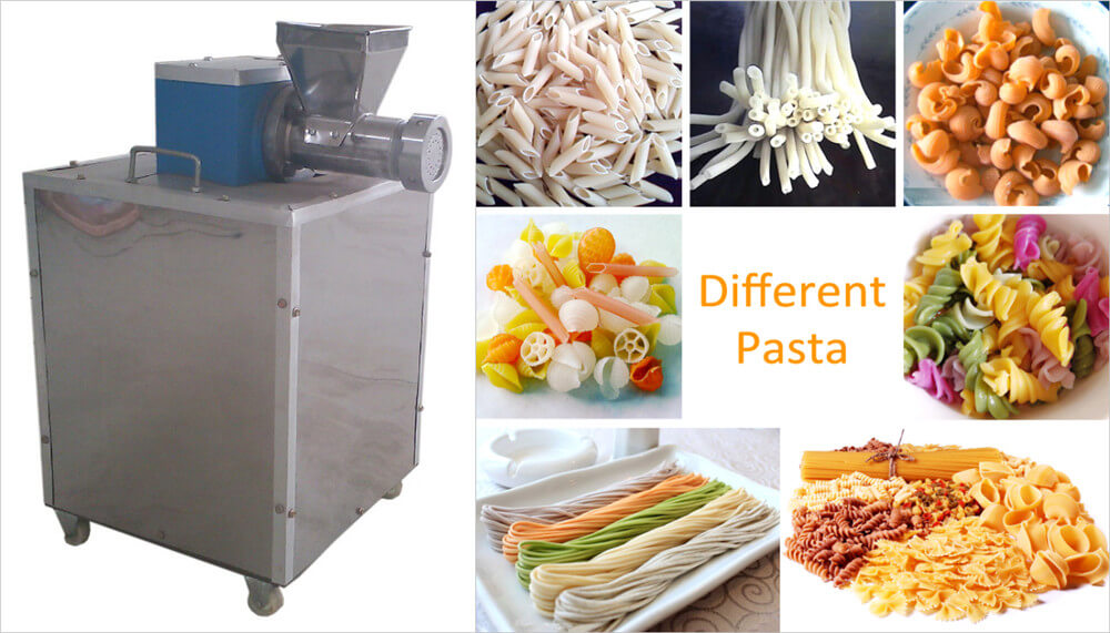 hot sale multi-function pasta maker machine
